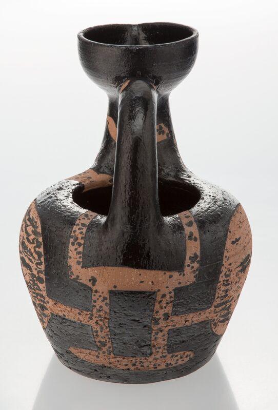 Pablo Picasso, 'Centaure et visage', 1953, Design/Decorative Art, Terre de faïence pitcher, with partial glazing and hand painting, Heritage Auctions