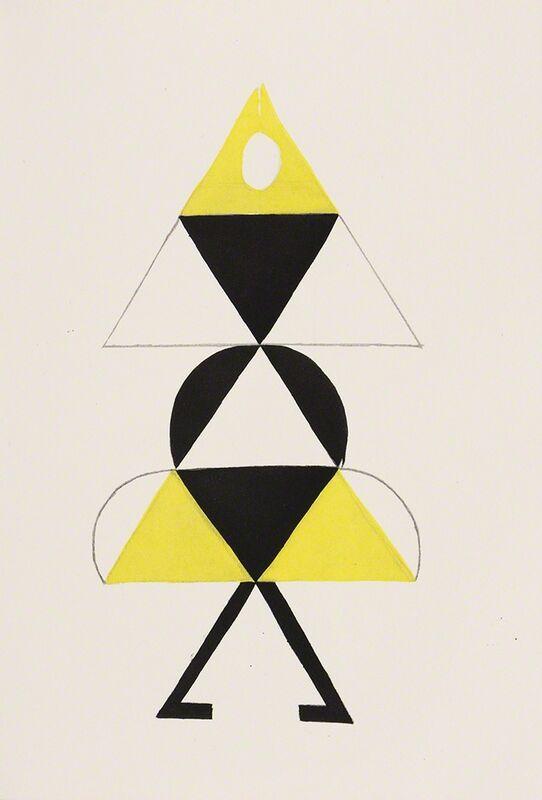 Sonia Delaunay, '27 Tableaux Vivants', 1969, Print, Complete set of 27 color pochoirs, Doyle