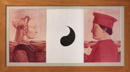 Claudio Parmiggiani, 'Yang-Yin', ca. 1973