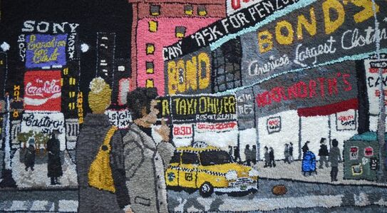 Mary Tooley Parker, 'Times Square 1976', 2020