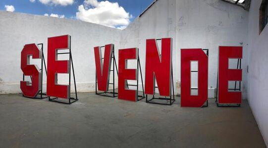 Carmela Gross, 'Se Vende', 2008
