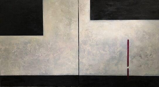 Andrea Bonfils, 'Spring Break Diptych', 2019
