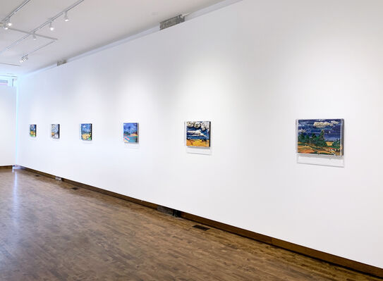 UNCharted Terrain, installation view