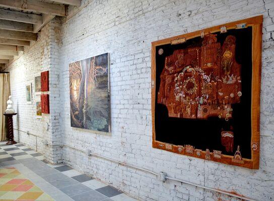 The Soiled Garden, installation view