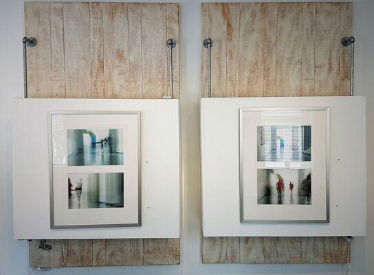 Random Correlation, installation view