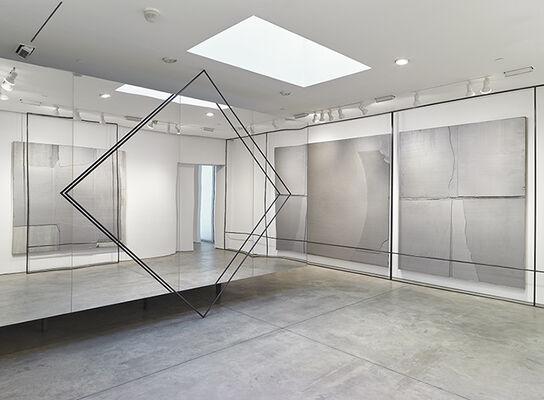 Liu Wei, installation view
