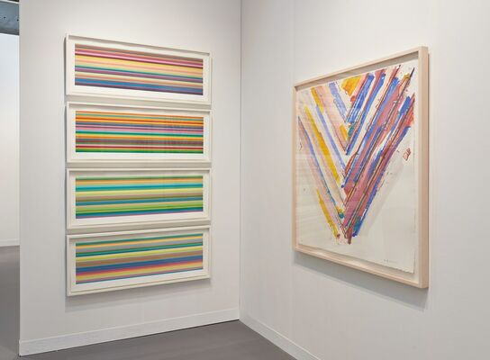 Pace Prints at The Armory Show 2019, installation view