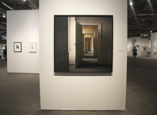 Bruce Silverstein Gallery at The Photography Show 2019, presented by AIPAD, installation view