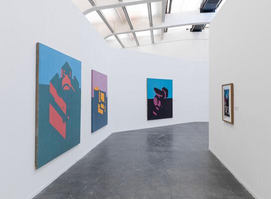 Hans van Dijk: 5000 Names, installation view