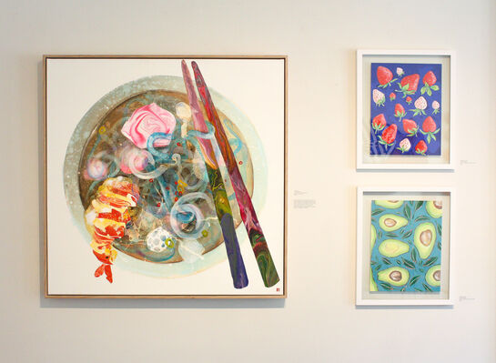 Rounding Out, installation view