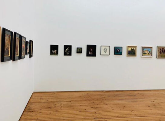 Small Works Show 2019, installation view