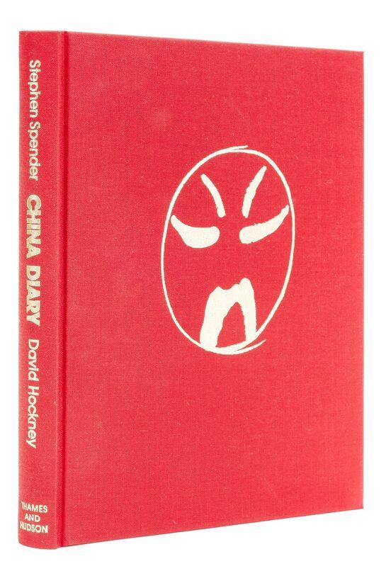 David Hockney, 'China Diary', 1982, Books and Portfolios, Book, Forum Auctions