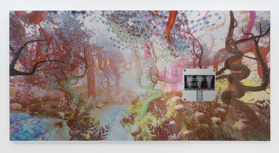 Jeremy Couillard, 'Parrot's Nest', 2017