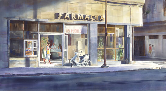 Tony Armendariz, 'Havana Pharmacy', 2012