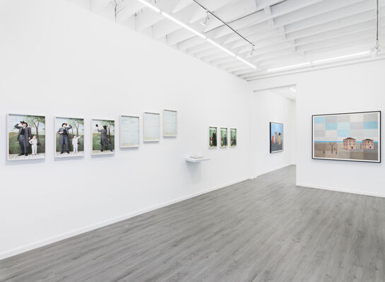 Paolo Ventura: An Invented World, installation view