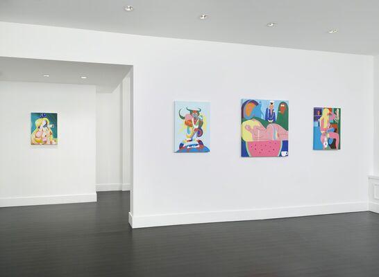 Todd James: Supernatural, installation view