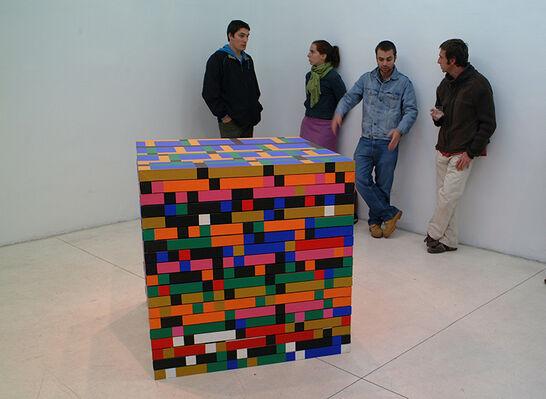 RAM - Rodrigo Galecio, installation view