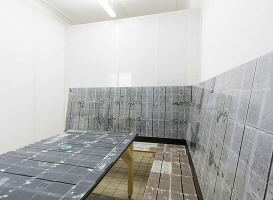 Grayson Revoir: The Funnel, installation view