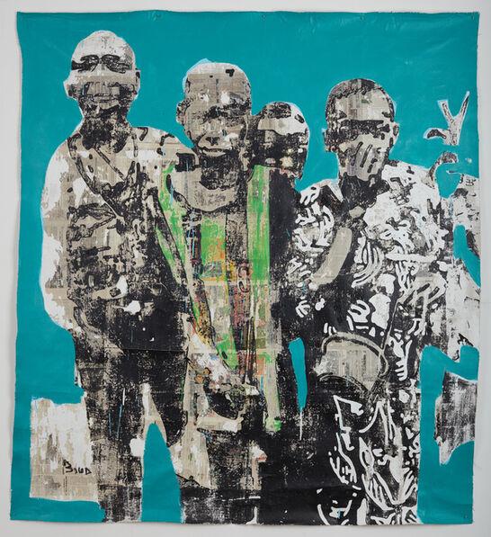 Armand Boua, 'Demsy-petit (Abou-Djekoura-Kamso)', 2020