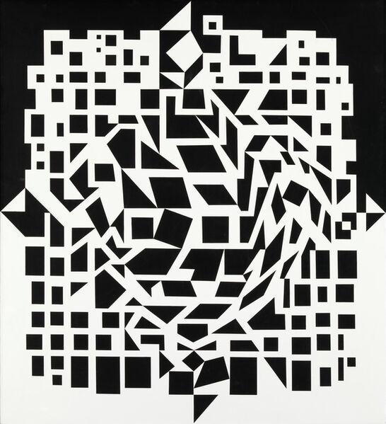 Victor Vasarely, 'Citra', 1955-1959