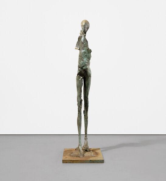 Stephen De Staebler, 'Walking Man II', 1989-1990