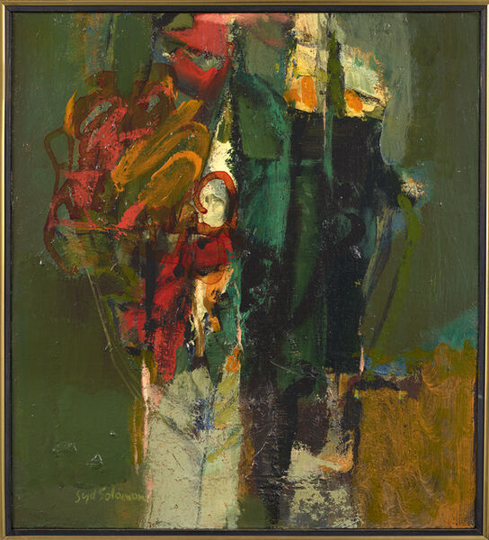 Syd Solomon, 'Seabloom', 1961
