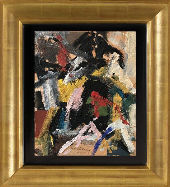 Michael Goldberg, 'Abstract Composition', ca. 1956
