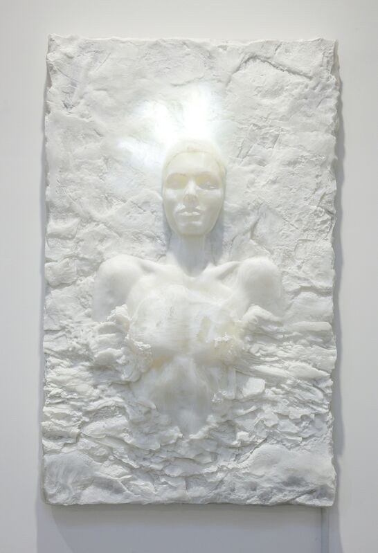 Recycle Group, 'Eve', 2015, Sculpture, Acrylic, plastic, LED light, Richard Taittinger Gallery