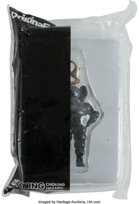 KAWS, 'Chum (Black),keychain', Other, Heritage Auctions