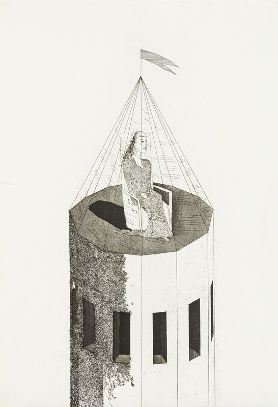 David Hockney, '33 plates, from Six Fairy Tales from the Brothers Grimm', 1970, Print, Etchings, some with aquatint, Forum Auctions