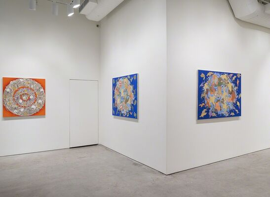 Wings of Joy, installation view
