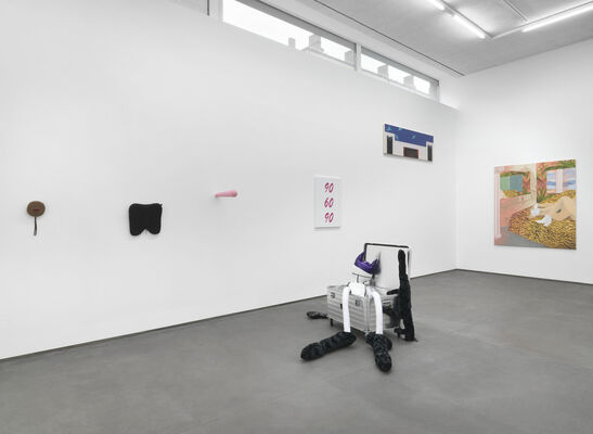 DUNA BIANCA—A PROPOSAL BY ALFREDO ACETO, installation view