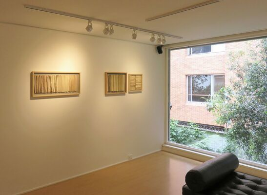 Like Paper, installation view