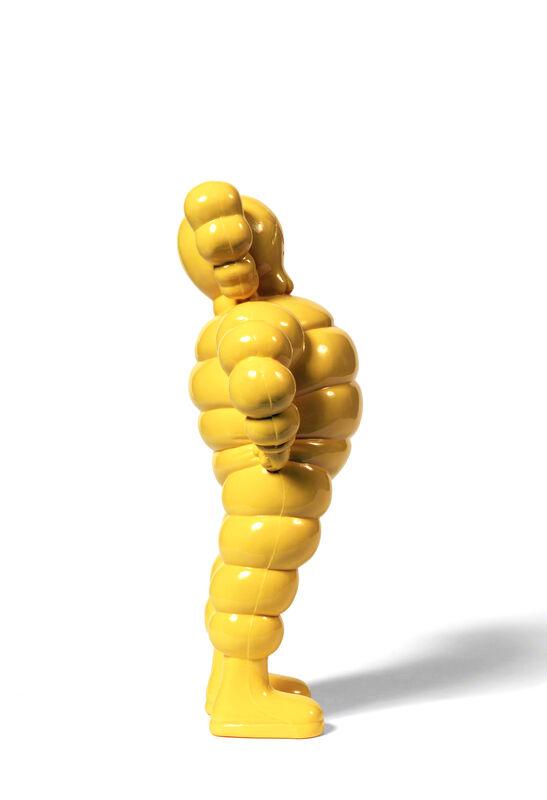 KAWS, 'CHUM (Yellow)', 2002, Sculpture, Cast vinyl, DIGARD AUCTION