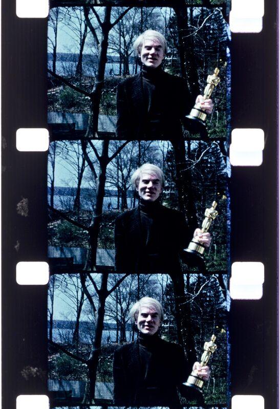 Jonas Mekas, 'Andy Warhol, 1971', 2013, Photography, Archival Photographic Print, Deborah Colton Gallery