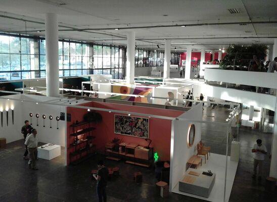 MADE - mercado.arte.design, installation view