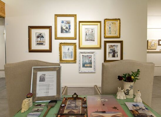 Beg to be Remembered, installation view