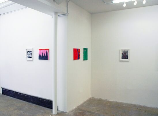 Charles Dunn / Rusty Shackleford, installation view