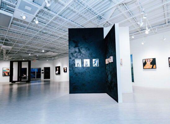 Self Timer, installation view