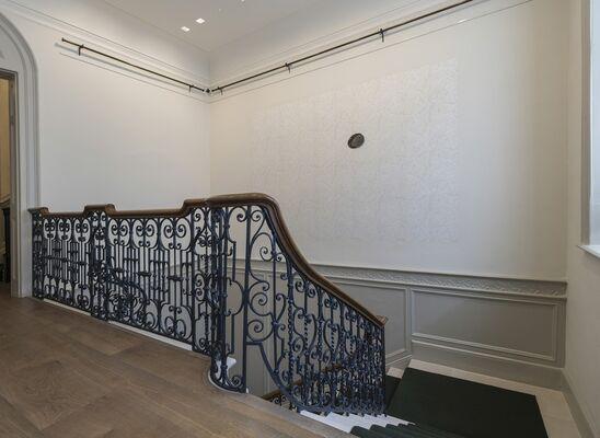 Alison Wilding: Acanthus asymmetrically, installation view