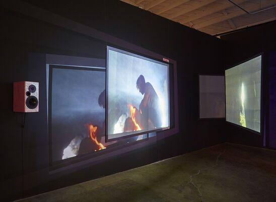 Bernard Chadwick: I Dream of You, installation view