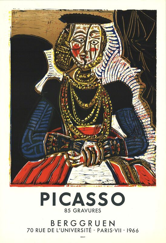 Pablo Picasso, '85 Gravures', 1966, Print, Lithograph, ArtWise