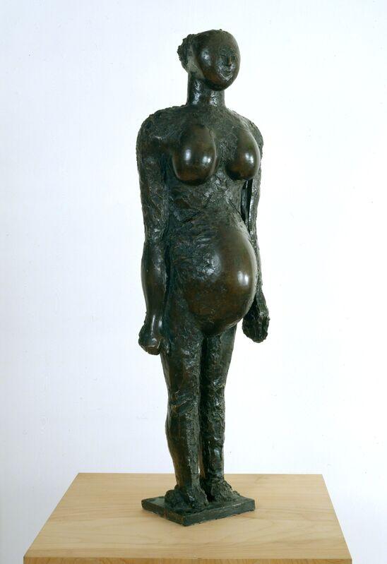Pablo Picasso, 'La femme enceinte I', 1950, Sculpture, Bronze, Gagosian