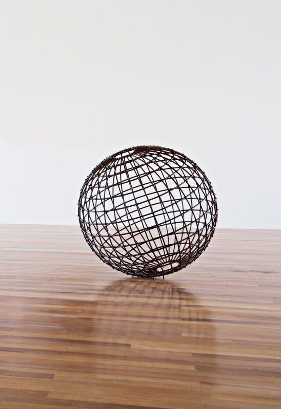 Mona Hatoum, 'Globe', 2007, Steel, Fundación Proa