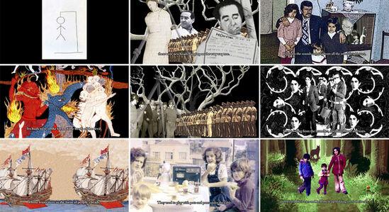 Canan, 'VAK VAK AĞACI / THE WAQ WAQ TREE', 2010