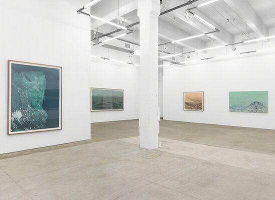 Saul Becker - An Unfamiliar Tide, installation view