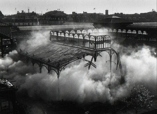 """Itinéraire d'un photographe"" Jean-Claude Gautrand, installation view"