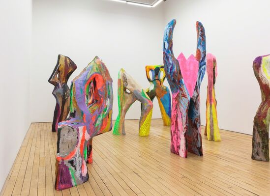 Bianca Beck, installation view