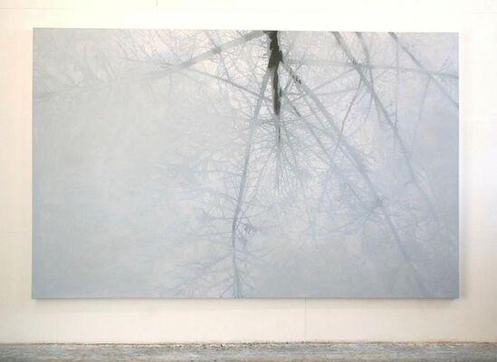 Helge Hommes `Caspar ... wieder - ohne Kompass - im Morgenland, installation view
