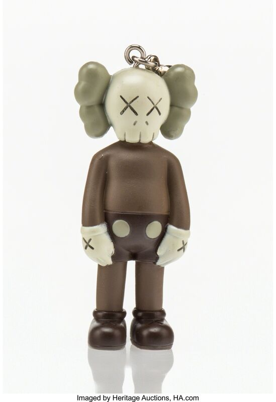 KAWS, 'Companion (Brown),keychain', Other, Heritage Auctions